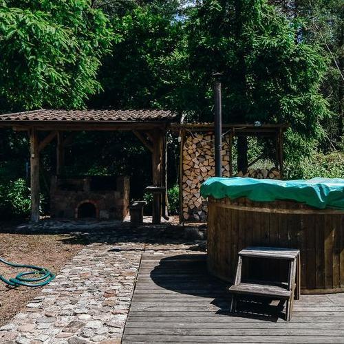 sauna i altanka